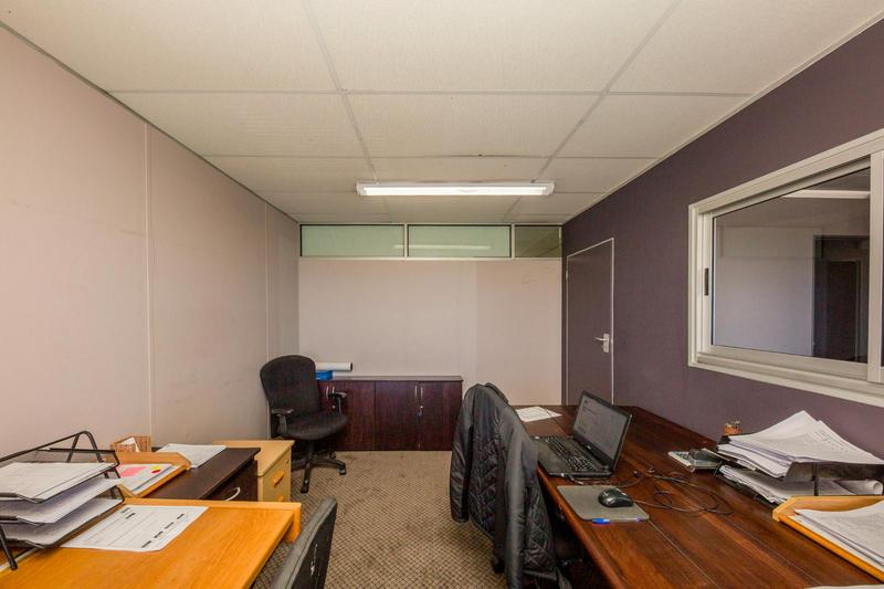 Commercial Property For Rent in Gardens, Cape Town