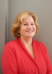 Laura Tinkler, estate agent