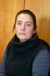 Justine Gie, estate agent