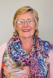 Elna McKenzie, estate agent