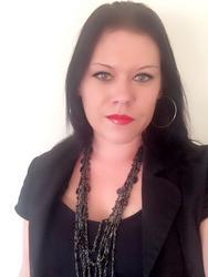 Angelique Hawkins, estate agent