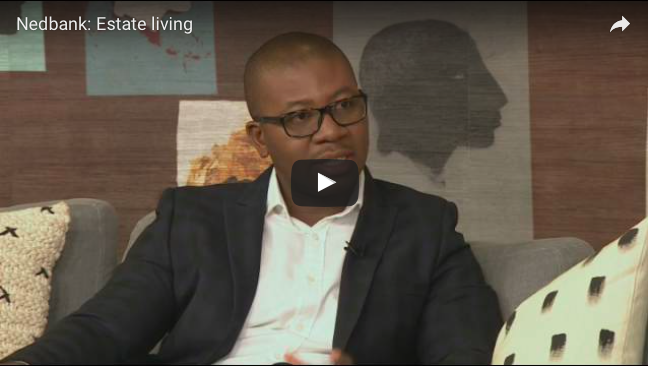 Tim Akinnusi talks about applying for finance when buying into an estate, and the pro's and con's of estate living.